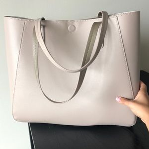 A New Day - Beige Tote. BRAND NEW. NWOT.